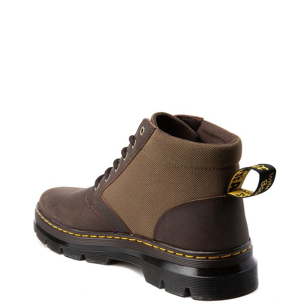alternate view Dr. Martens Bonny CJ Beauty Boot - Brown / OliveALT2