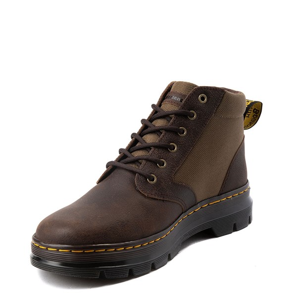 alternate view Dr. Martens Bonny CJ Beauty Boot - Brown / OliveALT3
