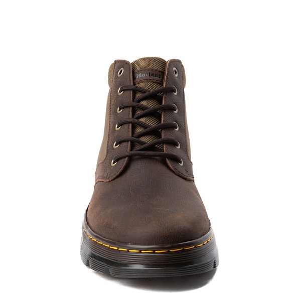 alternate view Dr. Martens Bonny CJ Beauty Boot - Brown / OliveALT4
