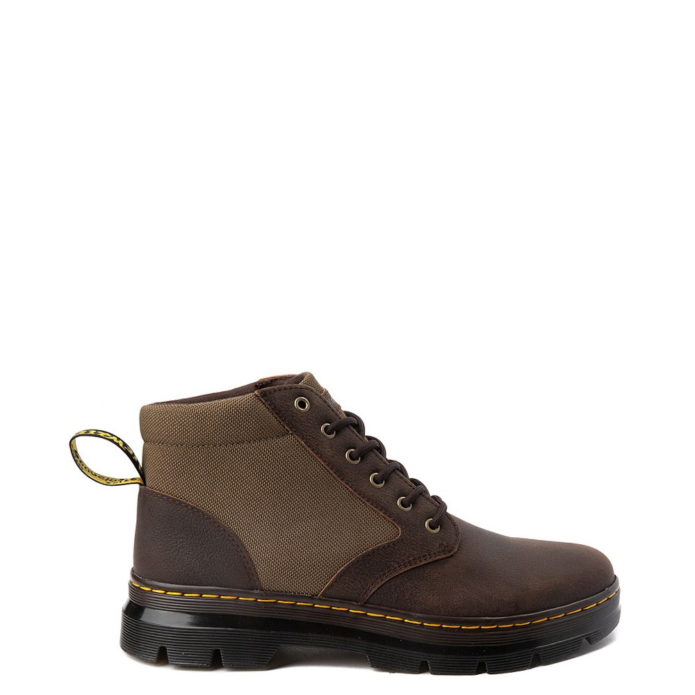 Dr. Martens Bonny CJ Beauty Boot - Brown / Olive
