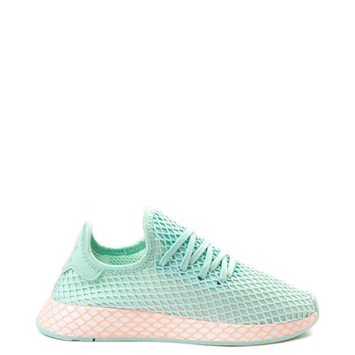 Main view of Tween adidas Deerupt Athletic Shoe