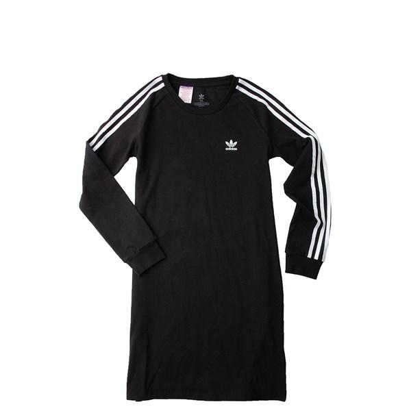 Image of adidas 3-Stripes Dress - Girls Little Kid