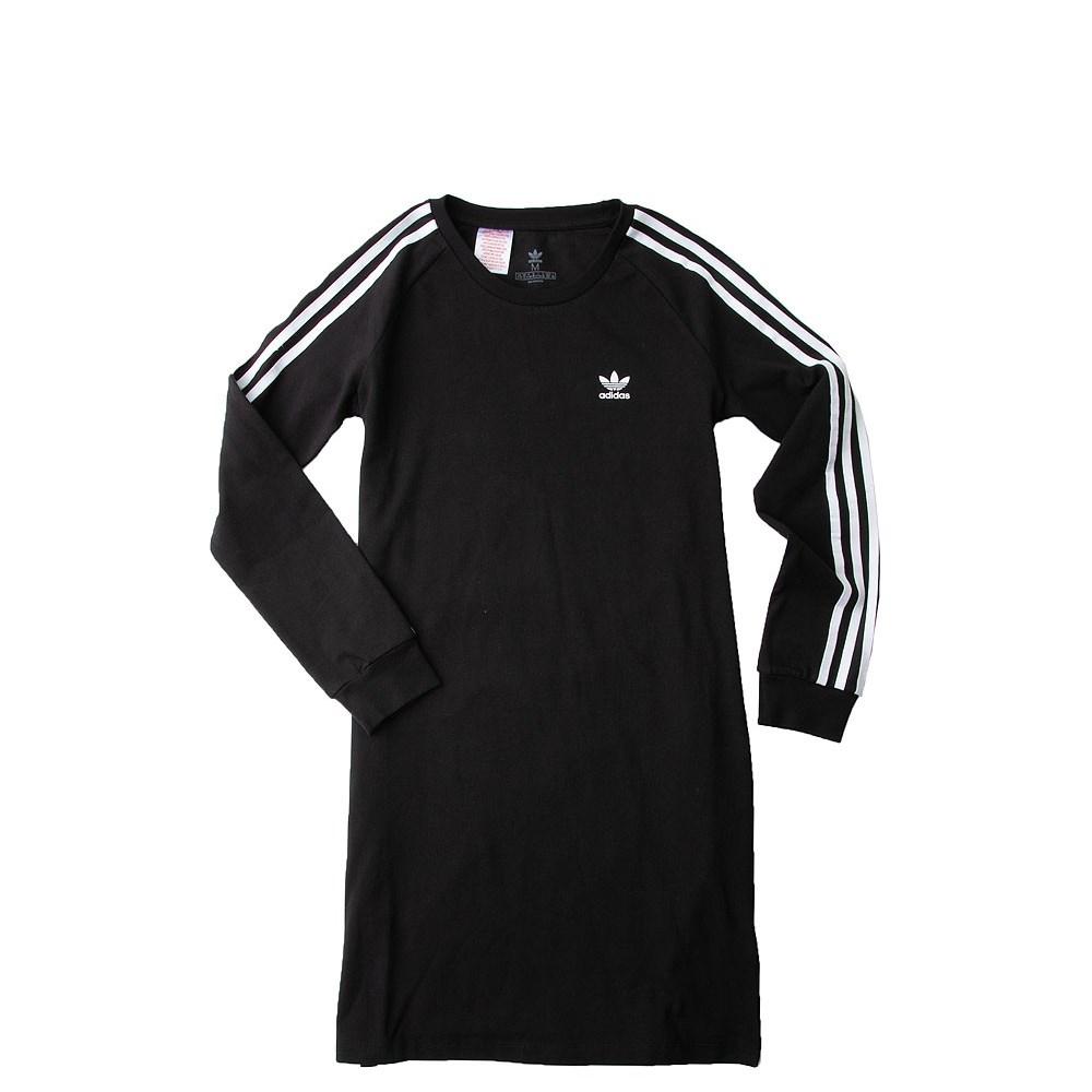adidas 3-Stripes Dress - Girls Little Kid