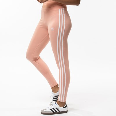 Main view of Womens adidas 3-Stripes Leggings