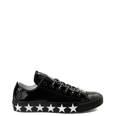 Main view of Womens Converse x Miley Cyrus Chuck Taylor All Star Lo Patent Sneaker