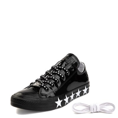 Alternate view of Womens Converse x Miley Cyrus Chuck Taylor All Star Lo Patent Sneaker
