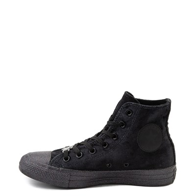 Alternate view of Womens Converse x Miley Cyrus Chuck Taylor All Star Hi Velvet Sneaker