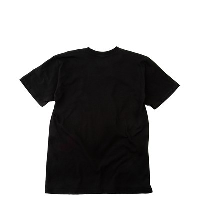 Alternate view of Roblox Glow In The Dark Tee - Boys Little Kid / Big Kid - Black