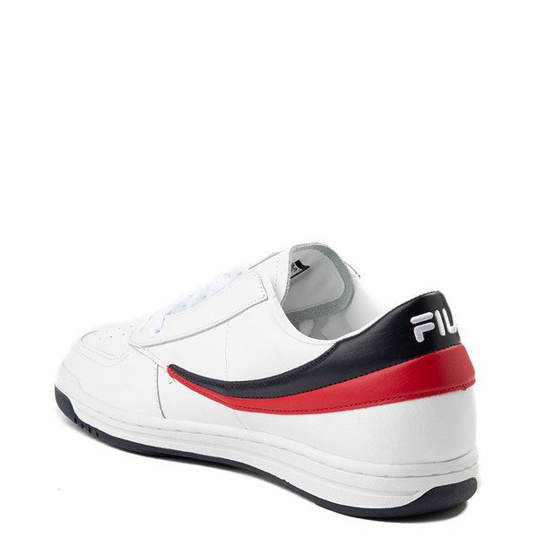 alternate view Mens Fila Original Tennis Athletic Shoe - WhiteALT2