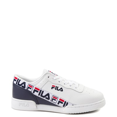 Mens Fila Original Fitness Tape Athletic Shoe