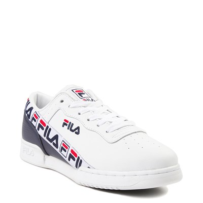 Alternate view of Mens Fila Original Fitness Tape Athletic Shoe