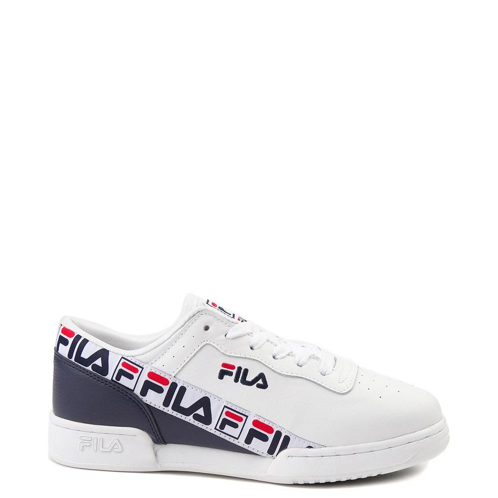 Mens Fila Original Fitness Tape Athletic Shoe