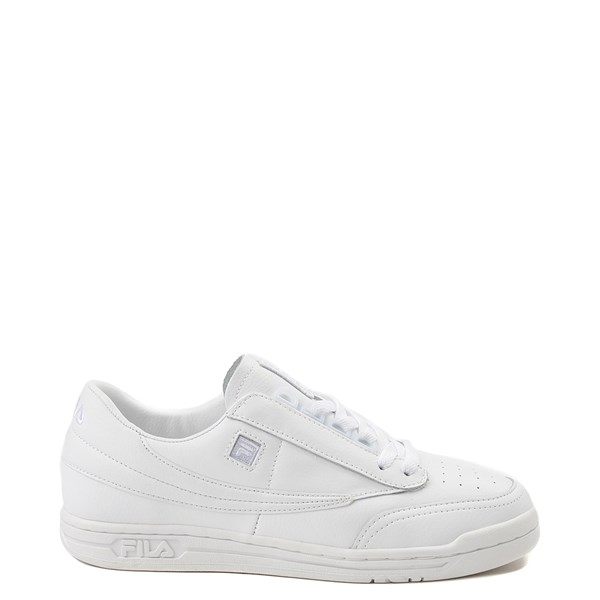 Mens Fila Original Tennis Athletic Shoe - White