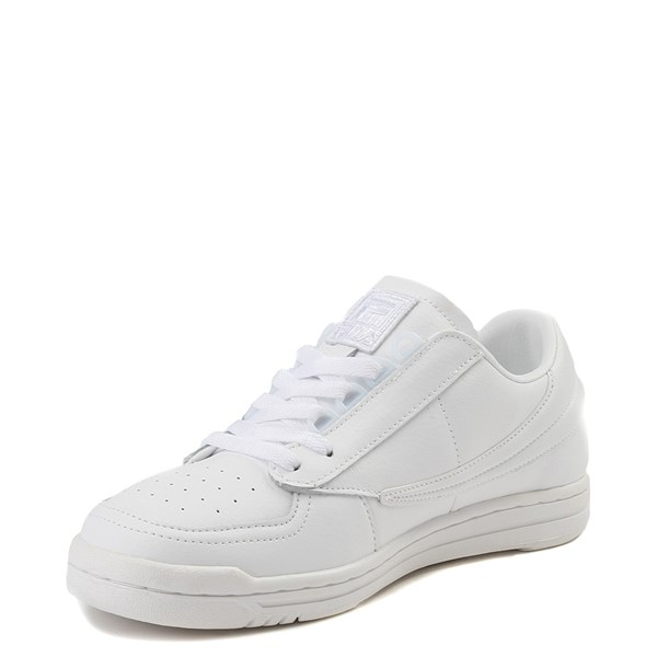 alternate view Mens Fila Original Tennis Athletic Shoe - WhiteALT3