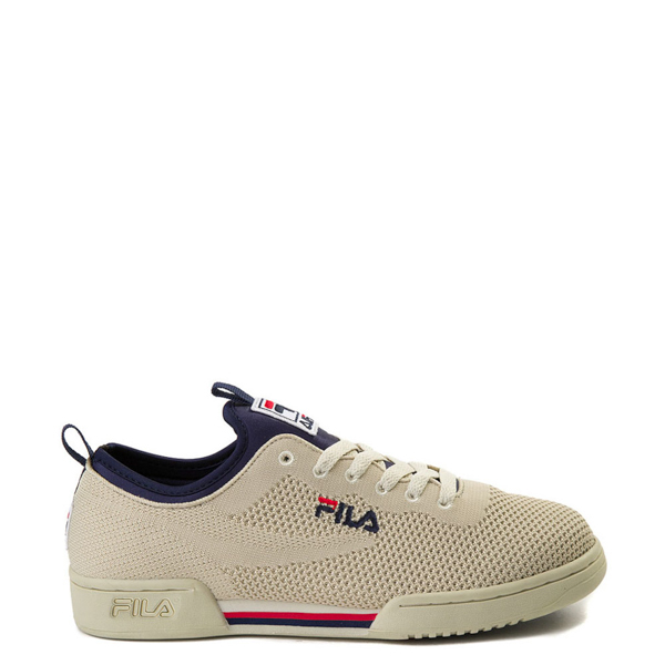 Mens Fila Original Fitness 2.0 Knit Athletic Shoe