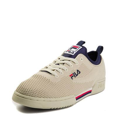 Alternate view of Mens Fila Original Fitness 2.0 Knit Athletic Shoe