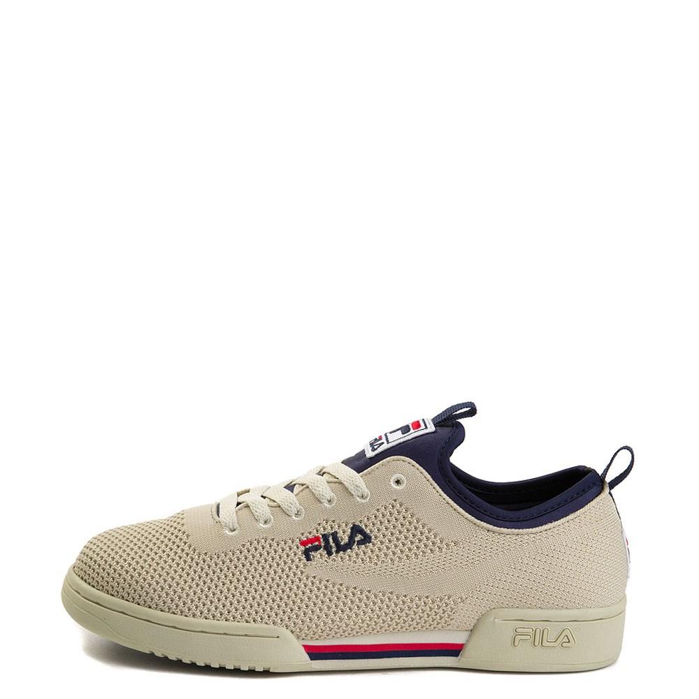 Mens Fila Original Fitness 2.0 Knit Athletic Shoe
