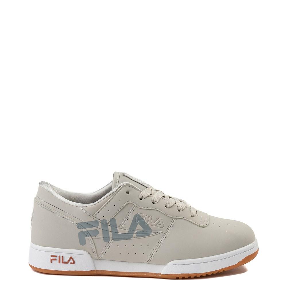 Mens Fila Original Fitness Logo Athletic Shoe