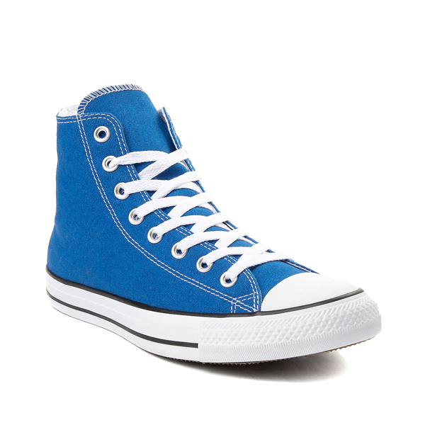 alternate view Converse Chuck Taylor All Star Hi Sneaker - Snorkel BlueALT5