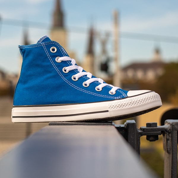 alternate view Converse Chuck Taylor All Star Hi Sneaker - Snorkel BlueALT1C