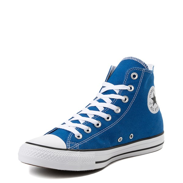 alternate view Converse Chuck Taylor All Star Hi Sneaker - Snorkel BlueALT3