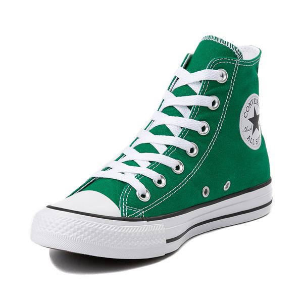 alternate view Converse Chuck Taylor All Star Hi Sneaker - Amazon GreenALT2