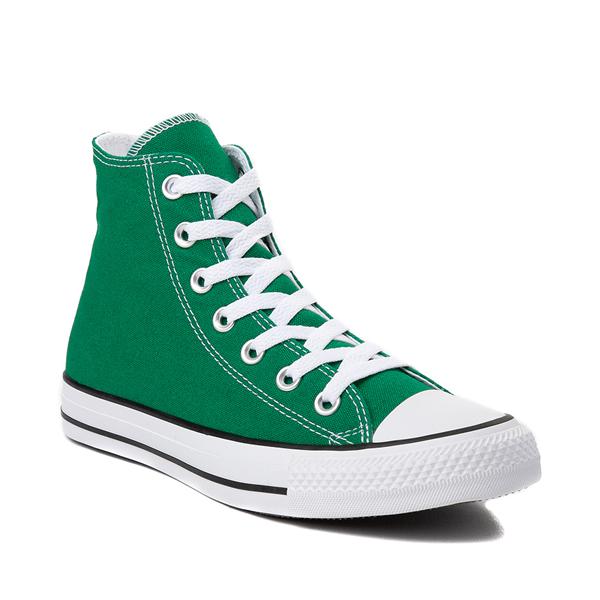 alternate view Converse Chuck Taylor All Star Hi Sneaker - Amazon GreenALT5