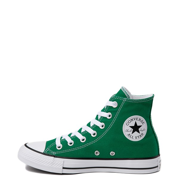 alternate view Converse Chuck Taylor All Star Hi Sneaker - Amazon GreenALT1