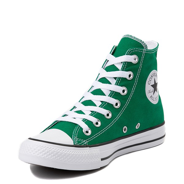 alternate view Converse Chuck Taylor All Star Hi Sneaker - Amazon GreenALT3