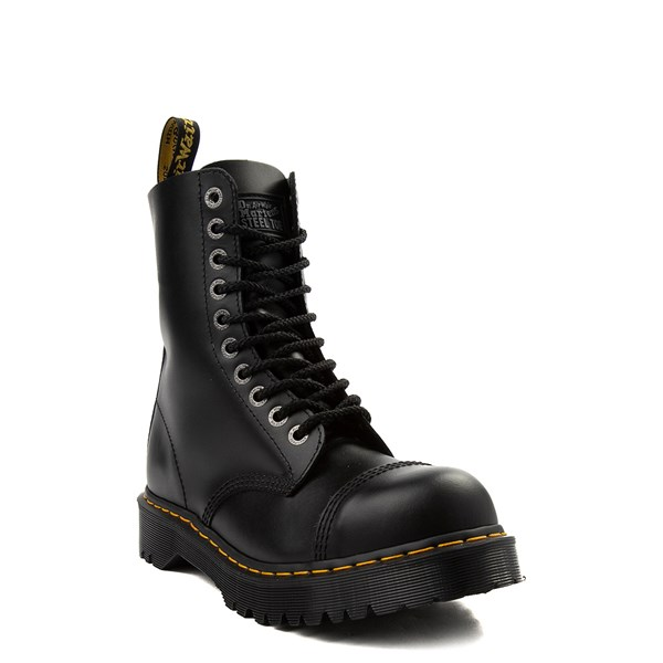 alternate view Dr. Martens 8761 Bex 10-Eye Boot - BlackALT1