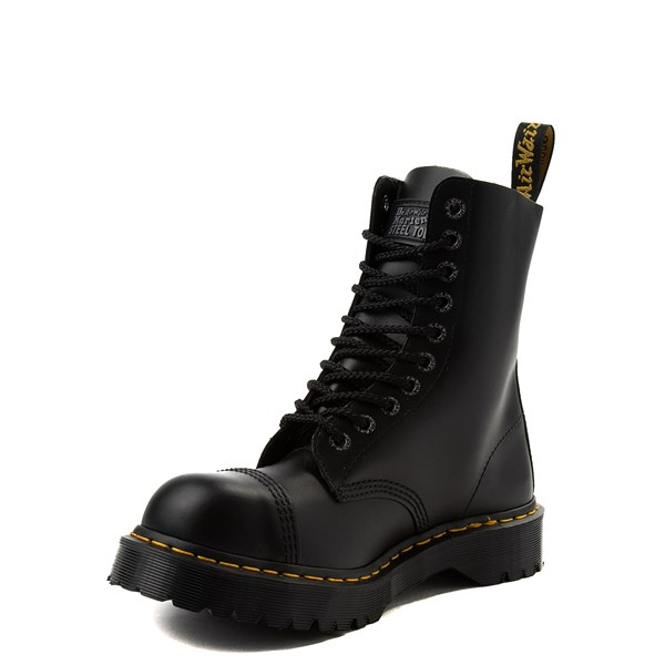 alternate view Dr. Martens 8761 Bex 10-Eye Boot - BlackALT3