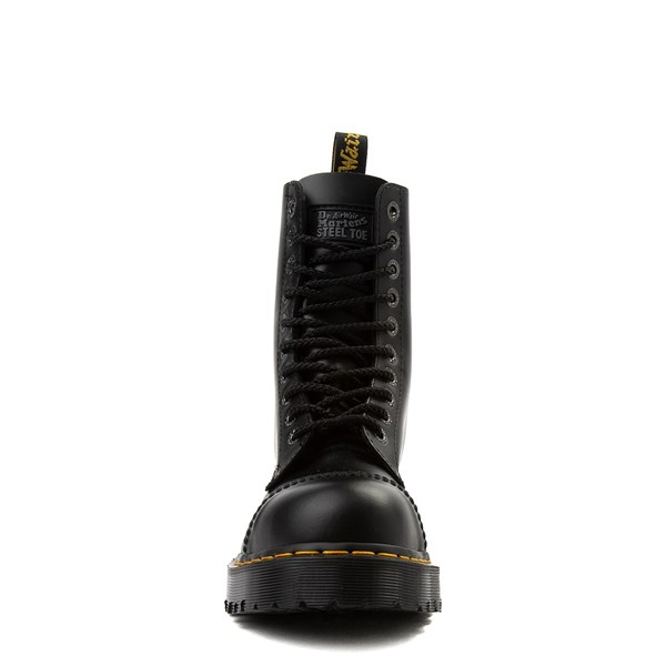 alternate view Dr. Martens 8761 Bex 10-Eye Boot - BlackALT4