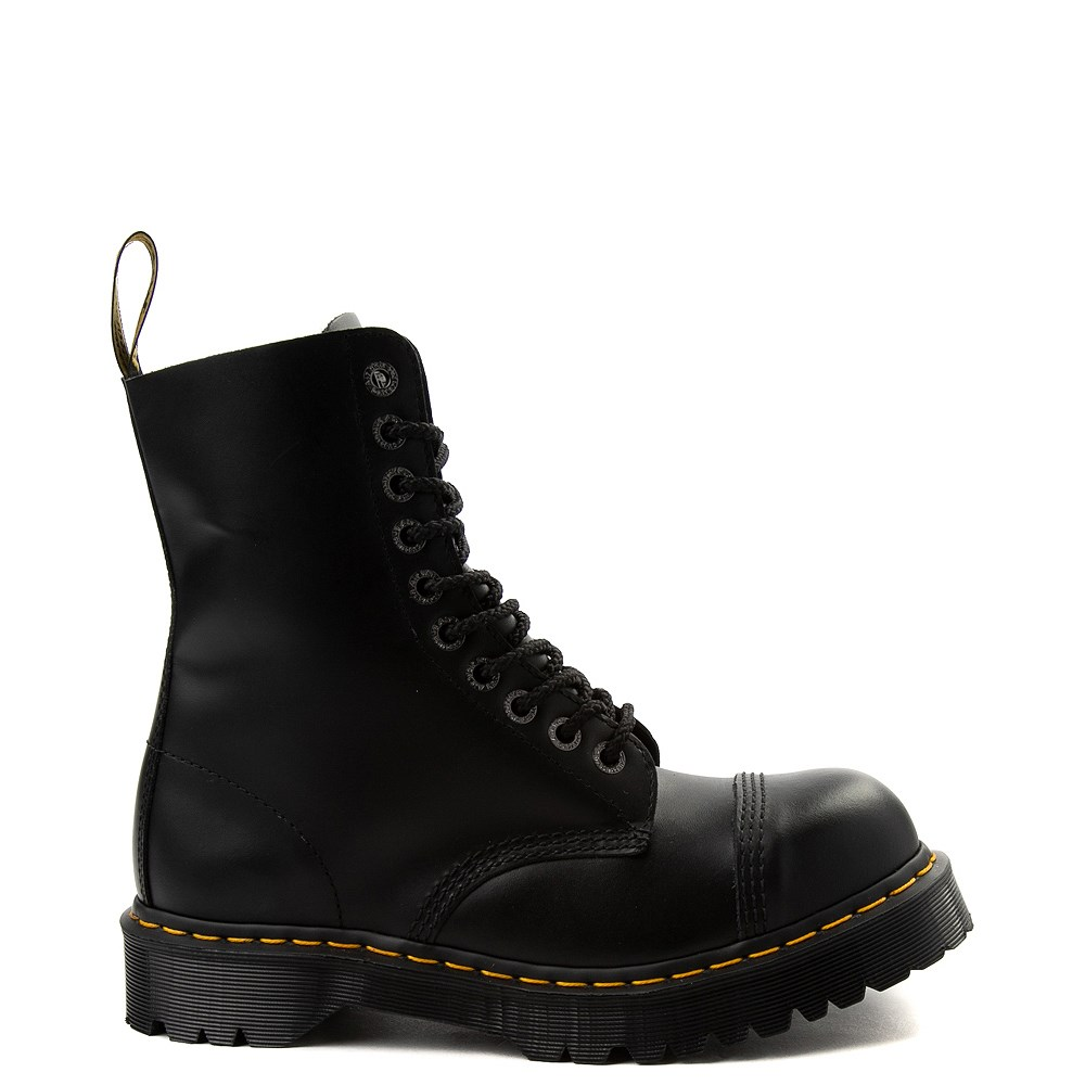 Dr. Martens 8761 Bex 10-Eye Boot - Black