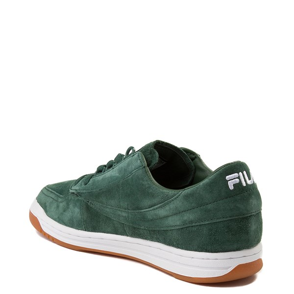 alternate view Mens Fila Original Tennis Premium Athletic ShoeALT2