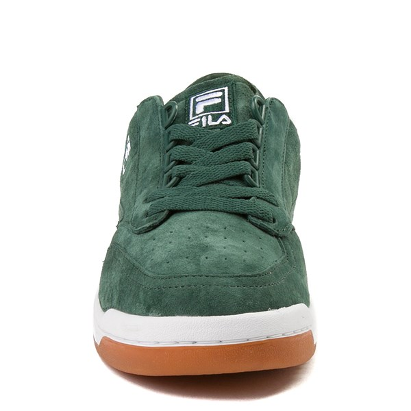 alternate view Mens Fila Original Tennis Premium Athletic ShoeALT4