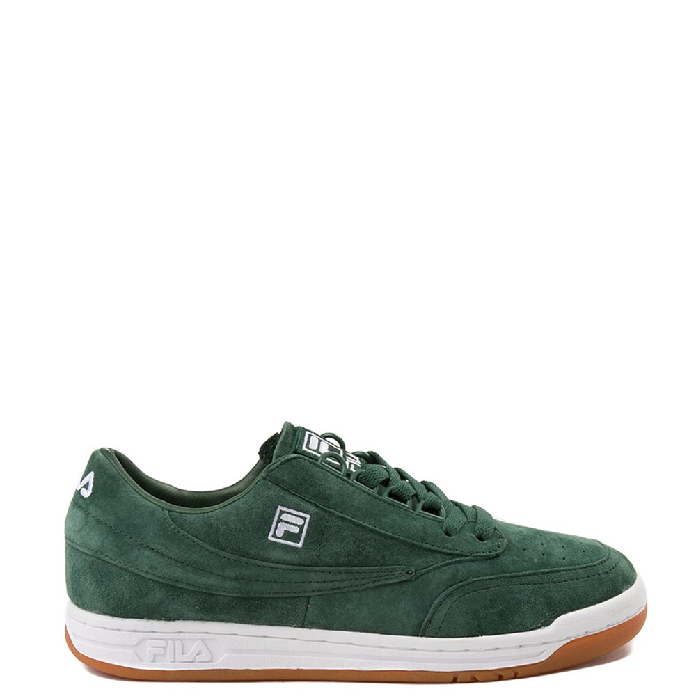 Mens Fila Original Tennis Premium Athletic Shoe
