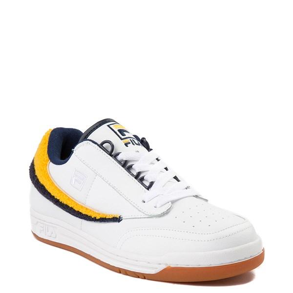 Alternate view of Mens Fila Original Tennis Varsity Athletic Shoe