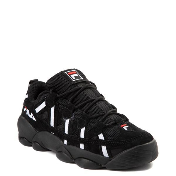 alternate view Womens Fila Spaghetti Low Athletic ShoeALT1