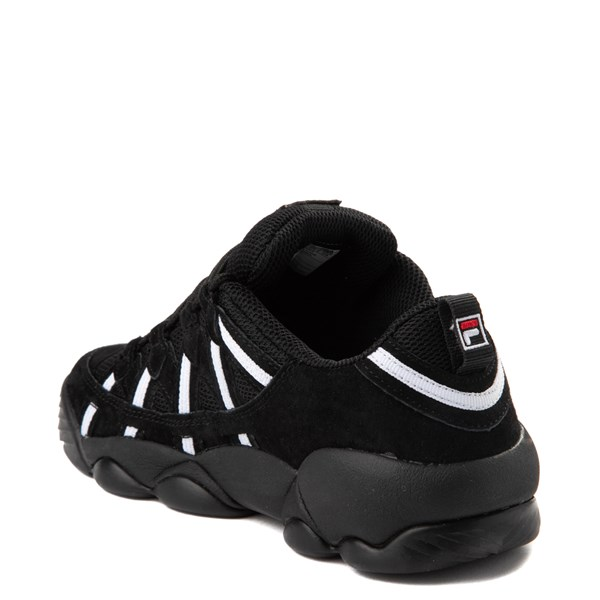alternate view Womens Fila Spaghetti Low Athletic ShoeALT2