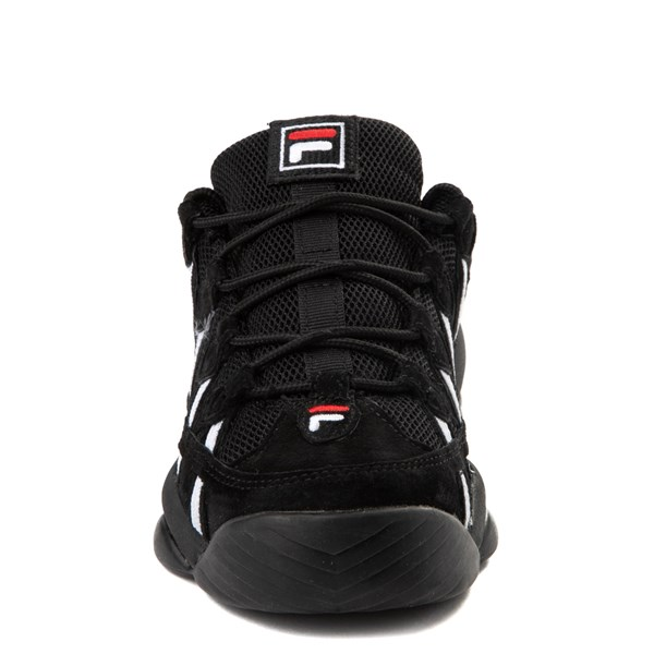 alternate view Womens Fila Spaghetti Low Athletic ShoeALT4