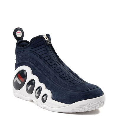 Alternate view of Mens Fila Bubbles Zip Athletic Shoe