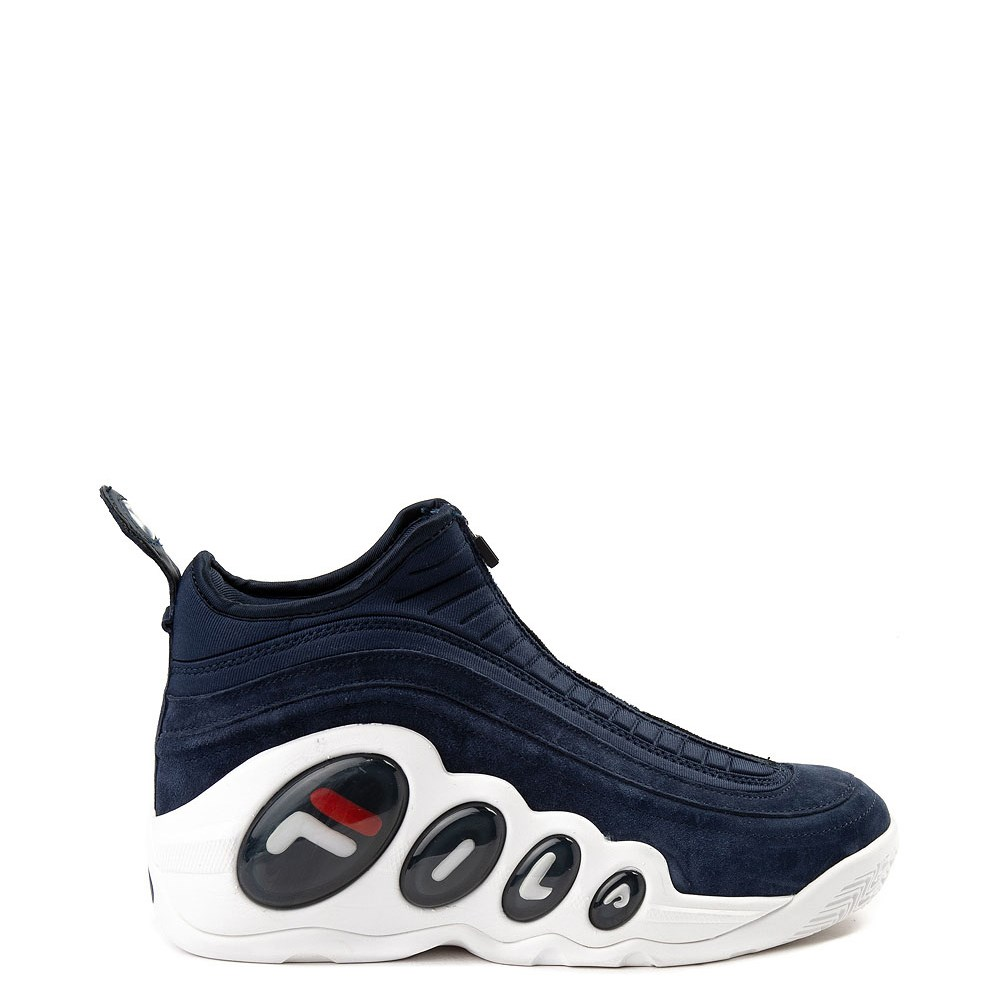 Mens Fila Bubbles Zip Athletic Shoe