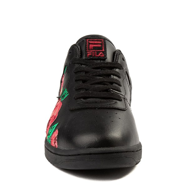 alternate view Womens Fila Original Fitness Roses Athletic ShoeALT4