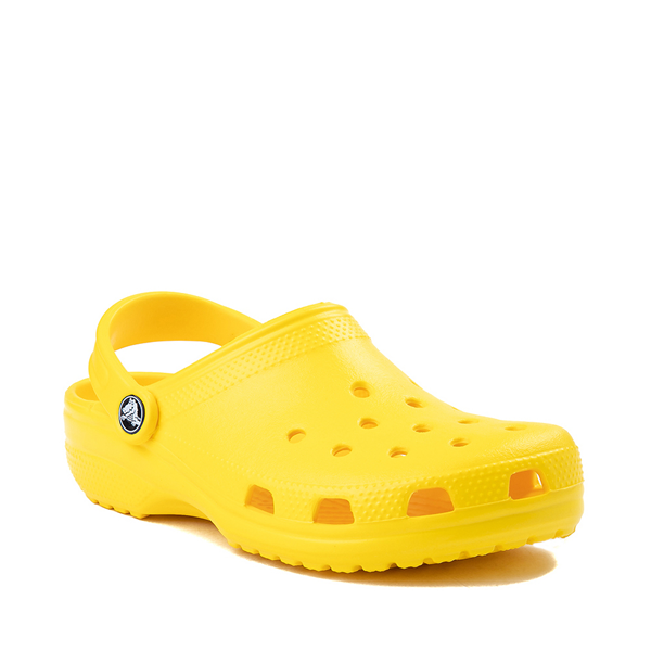 alternate view Crocs Classic Clog - LemonALT5