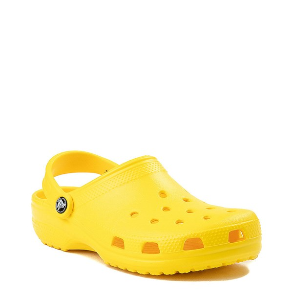 alternate view Crocs Classic Clog - LemonALT1