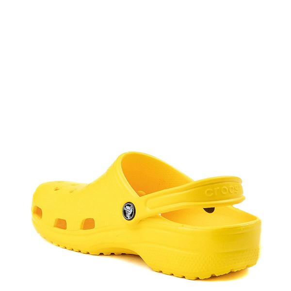 alternate view Crocs Classic Clog - LemonALT2