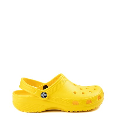 Main view of Crocs Classic Clog - Lemon