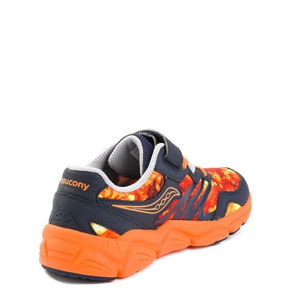 alternate view Saucony Flash A / C Athletic Shoe - Little KidALT2
