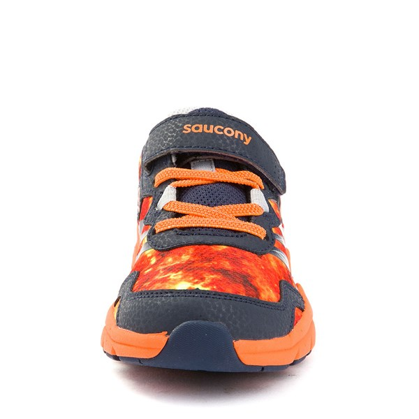 alternate view Saucony Flash A / C Athletic Shoe - Little KidALT4