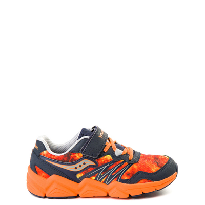 Main view of Youth Saucony Flash A/C Athletic Shoe